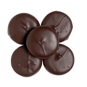 Nassau Candy Dark Chocolate Sandwich Cookies 6.00Lb Case