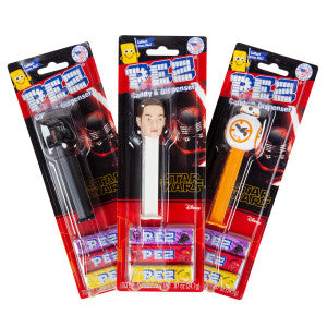 Pez Star Wars Assortment Blister Pack 0.87 Oz 12Ct Box