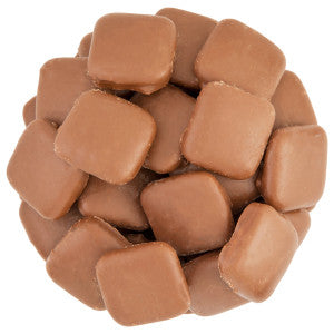 Nassau Candy Milk Chocolate Mini Graham Crackers 10.00Lb Case
