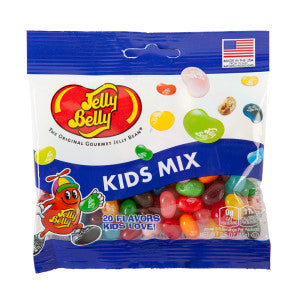 Jelly Belly Kids Mix Jelly Beans 3.5 Oz Bag 12Ct Case