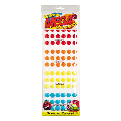 CANDY BUTTONS - MEGA 3OZ
