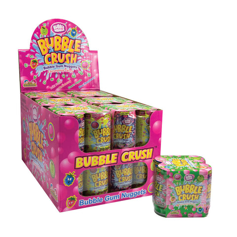 BUBBLE CRUSH - BUBBLE GUM NUGGETS