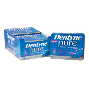 Dentyne Pure Mint With Herbal Accents 10Ct Box