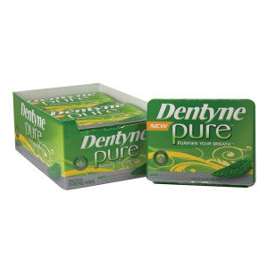 Dentyne Pure Mint With Melon Accents 10Ct Box