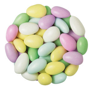 Nassau Candy Traditional Assorted Jordan Almonds 7.00Lb Case