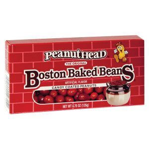 Boston Baked Beans 4.3 Oz Theater Box 12Ct Case