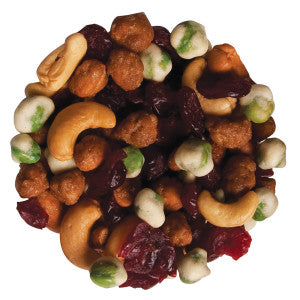 Nassau Candy Sweet Wasabi Mix 10.00Lb Case