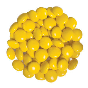 Yellow Chocolate Color Drops 15.00Lb Case