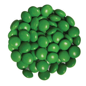Dark Green Chocolate Color Drops 15.00Lb Case