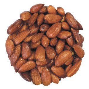 Almonds Roasted Unsalted 20/22Ct 6.25 Lb 6.25Lb Case