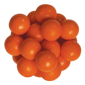 Orange Flavored 850 Ct Gumballs 15.50Lb Case