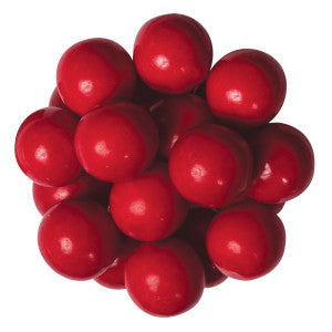 Red Cherry Flavored 850 Ct Gumballs 15.50Lb Case