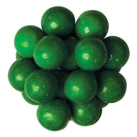 GREEN LEMON LIME FLAVORED 850 CT GUMBALLS