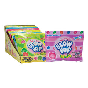 Blow Pop Minis Easter 3.5 Oz 12Ct Box