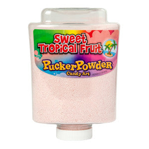 Pucker Powder Sweet Pink Tropical Fruit 9 Oz Bottle 1Ct Box