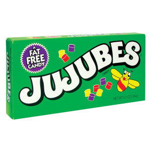 Jujubes 5.5 Oz Theater Box 12Ct Case