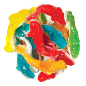 Clever Candy Gummy Sand Sharks 6.60Lb Bag