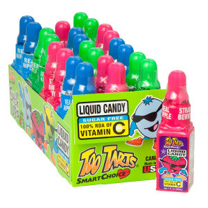 Too Tarts Sugar Free Liquid Candy 1 Oz 24Ct Box