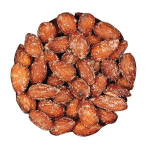 Hickory Smoked Almonds 6.25Lb Bag