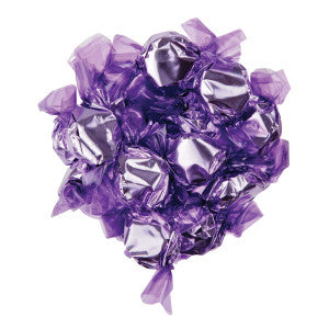 Hillside Sweets Wrapped Purple Grape Hard Candy 5.00Lb Bag