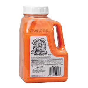 Pucker Powder Sour Orange 32 Oz Bottle 1Ct Box