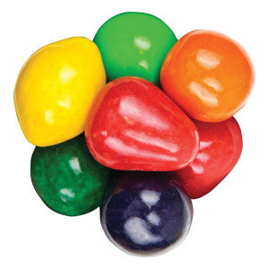 Mega Fruit Unfilled Gumballs 138 Ct 16.05Lb Case