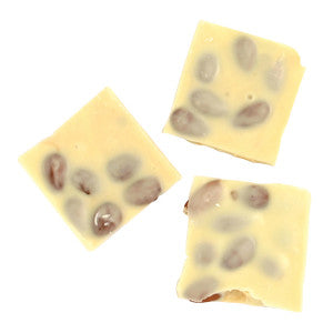 Asher'S White Chocolate Almond Bark 6.00Lb Box