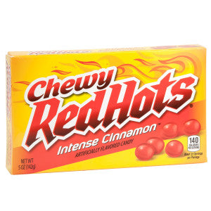 Red Hots Chewy 5 Oz Theater Box 12Ct Case