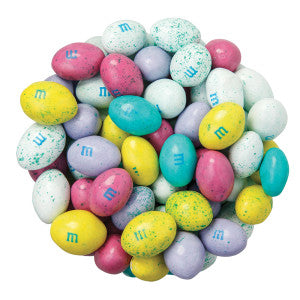M&M'S Milk Chocolate Speckled Eggs 8.18Lb Case
