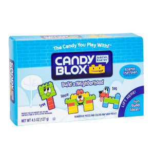 Candy Blox 4.5 Oz Theater Box 12Ct Box
