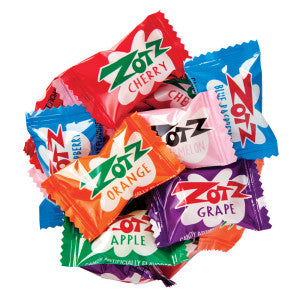 Zotz Assorted Hard Candy 5.00Lb Bag