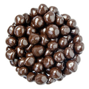 Nassau Candy Dark Chocolate Wasabi Peas 10.00Lb Case