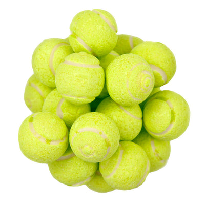 GUMBALL - TENNIS - SOUR POWDER FILLED