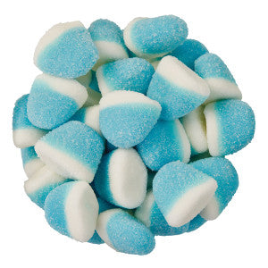 Clever Candy Blue Razz Puffy Puffs 6.60Lb Bag
