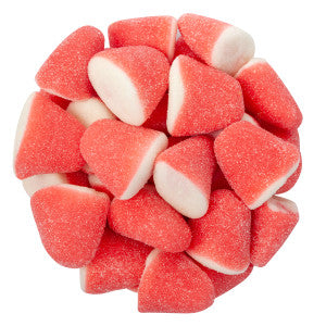Clever Candy Strawberry Pink Puffy Puffs 6.60Lb Bag