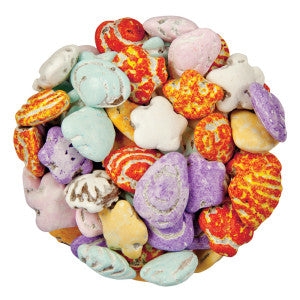 Chocolate Beach Seashells 3.00Lb Bag