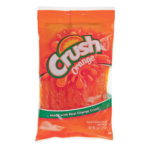Orange Crush Twists 5 Oz Peg Bag 12Ct Case