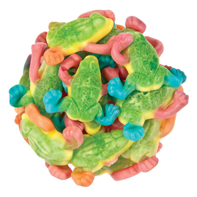 GUMMY RAINFOREST FROGS (NASSAU)