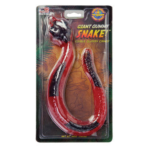 Giant Gummy Snake 16 Oz 12Ct Case