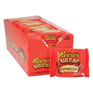Reese'S Big Cup 1.4 Oz 16Ct Box
