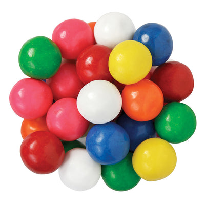 ASSORTED COLORS & FLAVORS 850 CT GUMBALLS