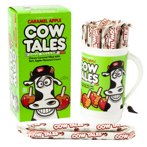 Caramel Apple Cow Tales 100Ct Case