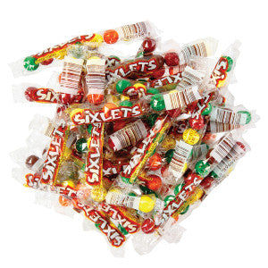 Sixlets Wrapped 8 Ball Tube 20.00Lb Case