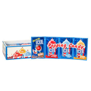 Icee Popping Candy 0.99 Oz 12Ct Box