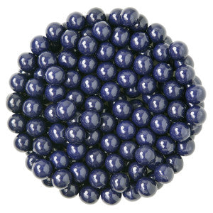 Sixlets Navy Blue 12.00Lb Case
