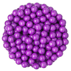 Sixlets Dark Purple 12.00Lb Case