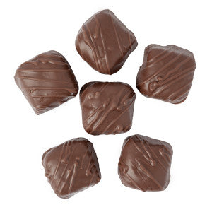Asher'S Milk Chocolate Fudge Meltaways 6.00Lb Box