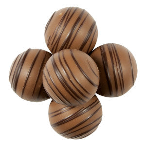 Birnn Bite Size Milk Chocolate Amaretto Truffles 5.00Lb Box