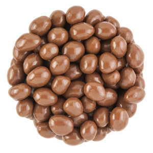 Nassau Candy Belgian Milk Chocolate Peanuts 10.00Lb Case