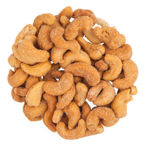 Honey Roasted Cashews 25.00Lb Case